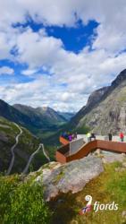 024 iphoneTrollstigen in Romsdal. Møre og Romsdal, Norway.
