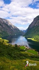 044 iphoneThe Nærøyfjord in Sogn og Fjordane, Norway.