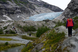 Nigardsbreen Glacier