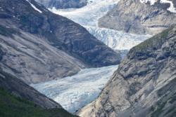 Nigardsbreen Glacier in Jostedalen.