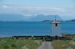 Husøya Island at Ona
