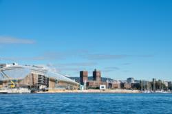 Astrup Fearnley Museum and Oslo Town Hall.