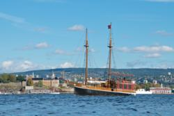 Fjordlife on the Oslofjord.