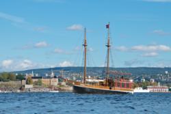Fjordlife on the Oslofjord.
