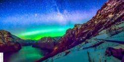Aurora Milky Way