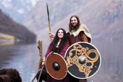 Viking Wedding by the Nærøyfjord