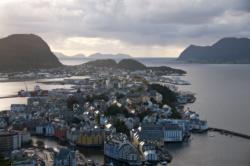 Aksla Viewpoint Ålesund