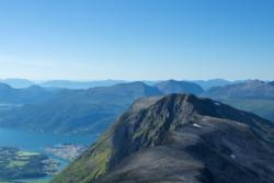 Romsdalseggen Ridge.