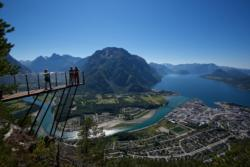 Rampestreken Viewpoint and Åndalsnes