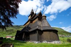 Hopperstad Stave Church