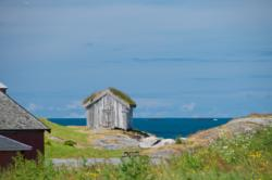 Ona Island, view towards the Atlantic Ocean. Photo: www.fjords.com