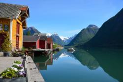 Fjærland - From Fjord to Glacier