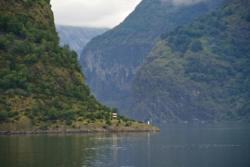 Fjord Cruise on the Aurlandsfjord