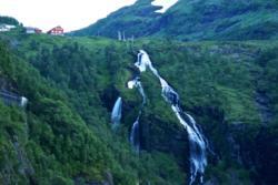 View from Flåm Railway