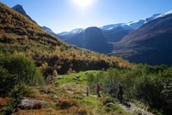 Hike from Vesterås to Storseterfossen Waterfall